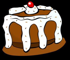 Ice Cream Cake Clipart.