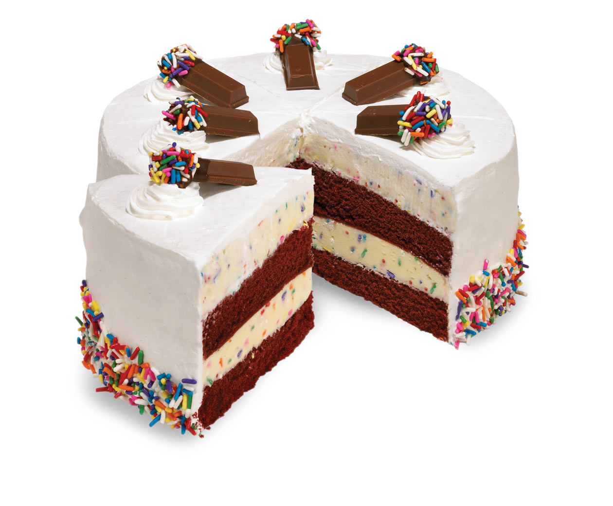 Cakes made with your favorite Ice Cream at Cold Stone Creamery.