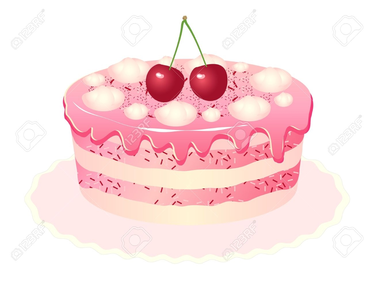 Ice Cream And Cake Clipart Clipground