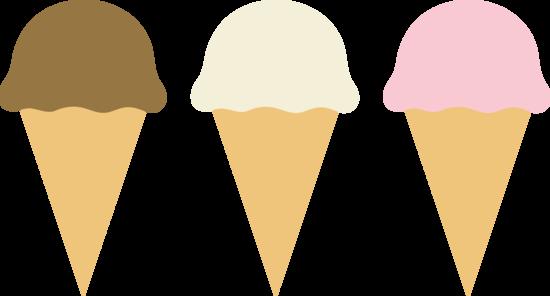 Free Ice Cream Cone Clipart Pictures.