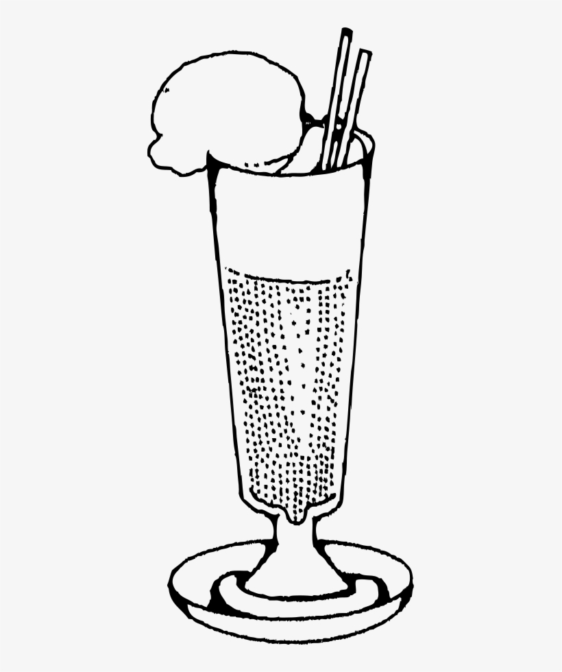 How To Set Use Ice Cream Soda Clipart.