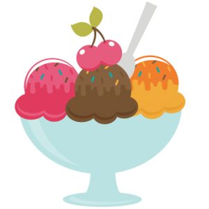 Ice Cream Sundae Clip Art & Ice Cream Sundae Clip Art Clip Art.