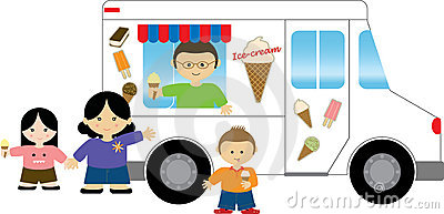 52+ Ice Cream Truck Clip Art.