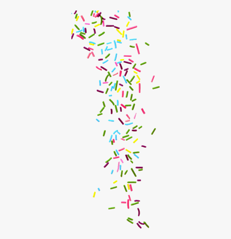 Sprinkles Free Transparent Png.