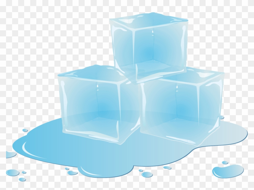 Ice Cubes Png Image Clip Art Stock.