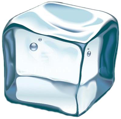 Transparent ice cube clip art web clipart.