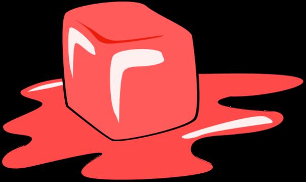 Ice cube clipart 2.