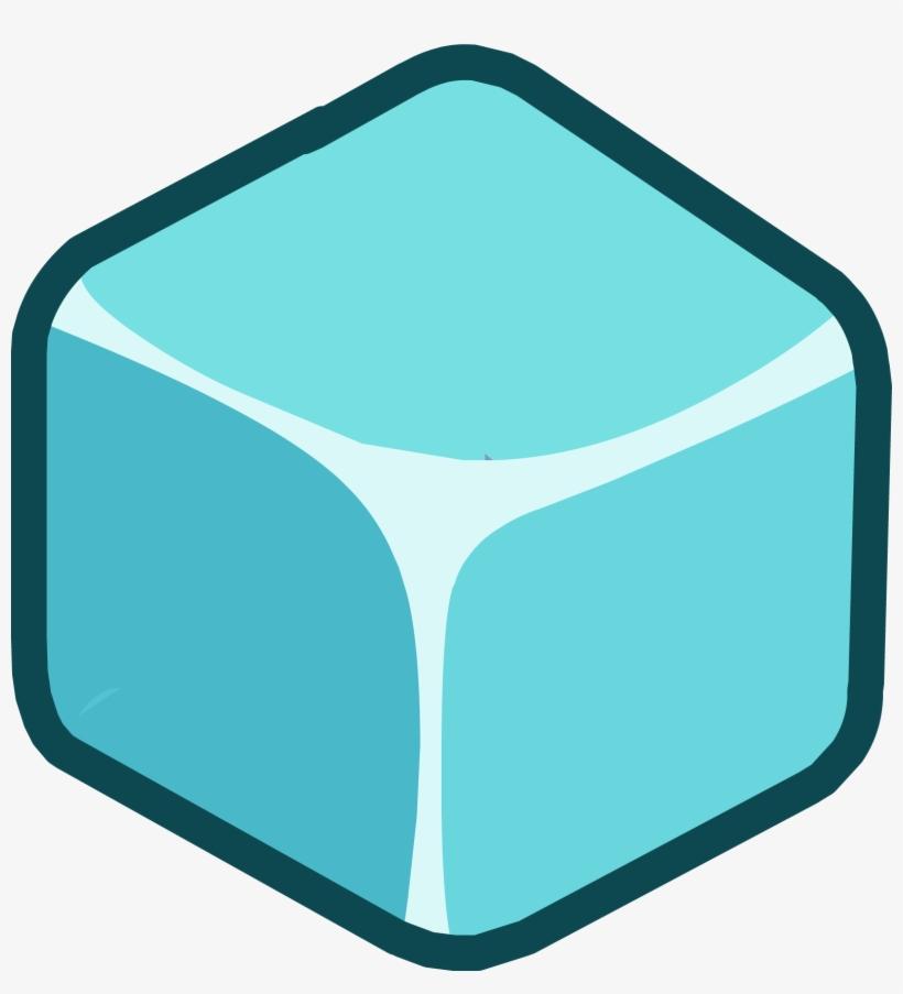 Ice Block Icon.