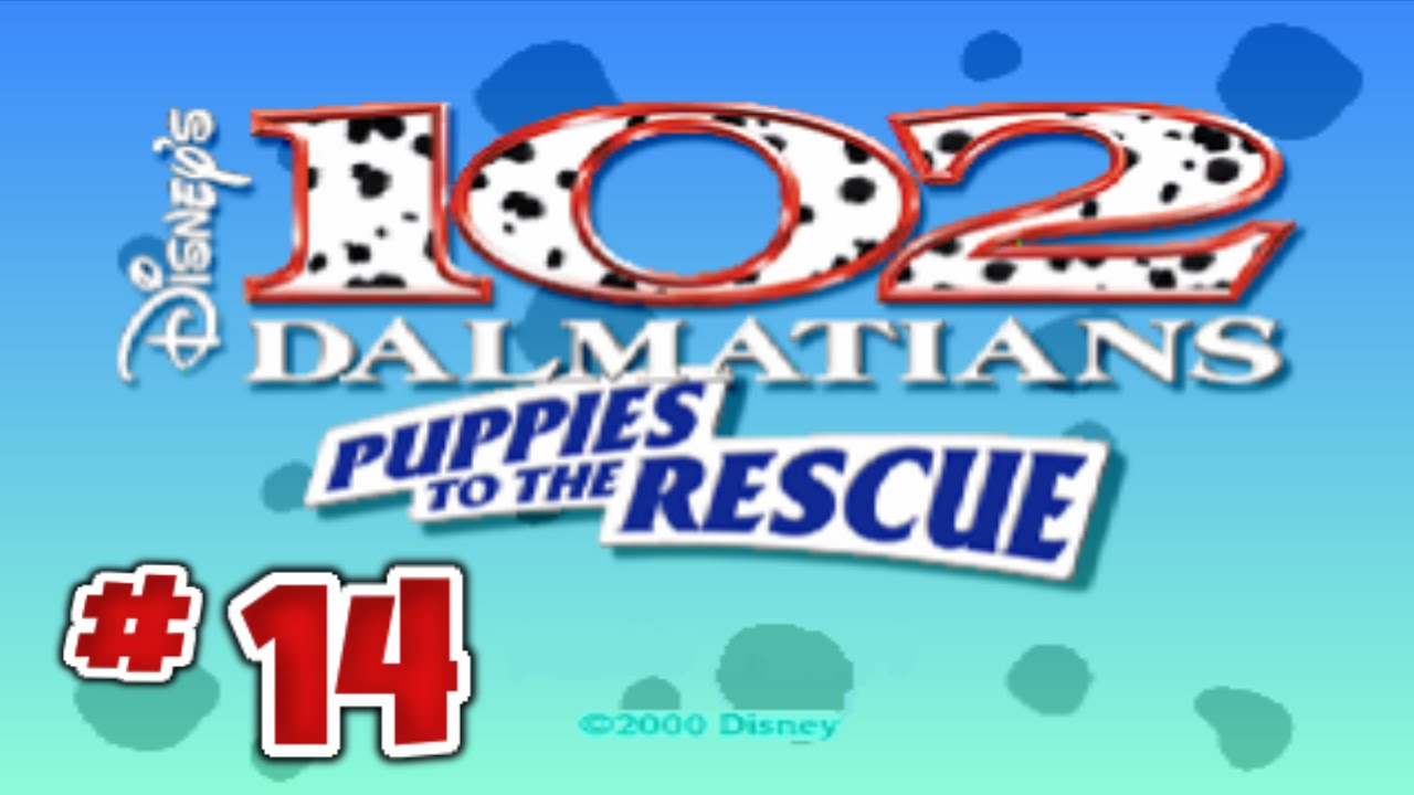 102 Dalmatians: Puppy's To The Rescue [Part.
