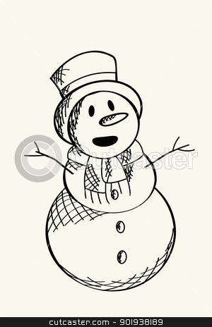 Clipart man on ice.
