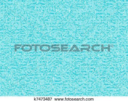 Stock Illustration of Ice pattern k7473487.