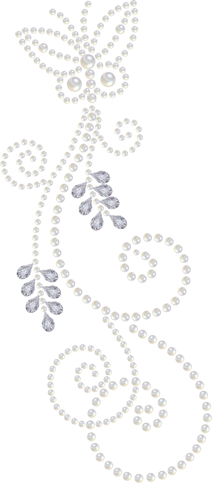 ice pearls clipart clipground