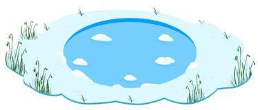 Ice pond clipart 3 » Clipart Portal.