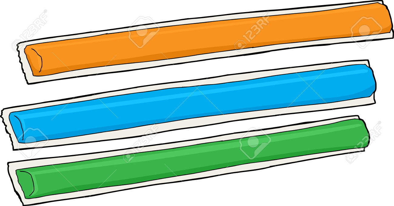 Freeze Pop Clipart.