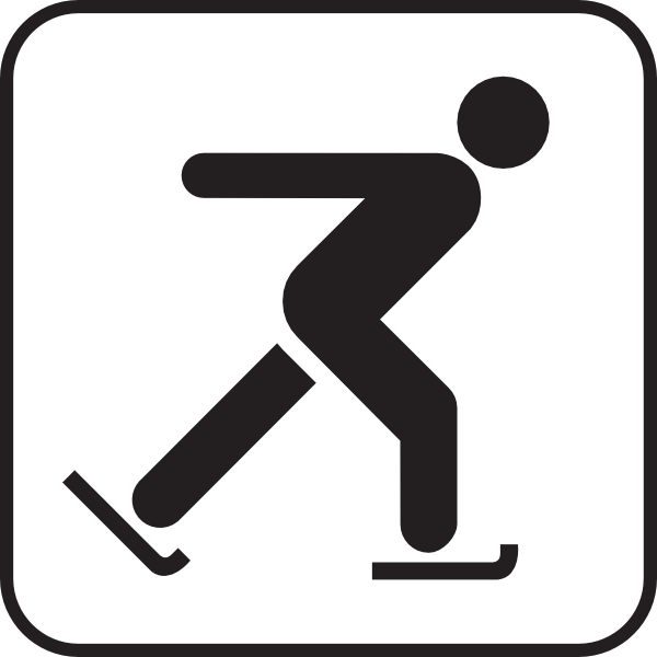 Skating On Ice Clip Art at Clker.com.