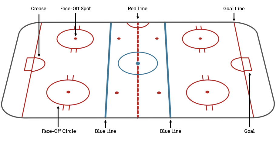 A Beginner's Guide to Ice Hockey.