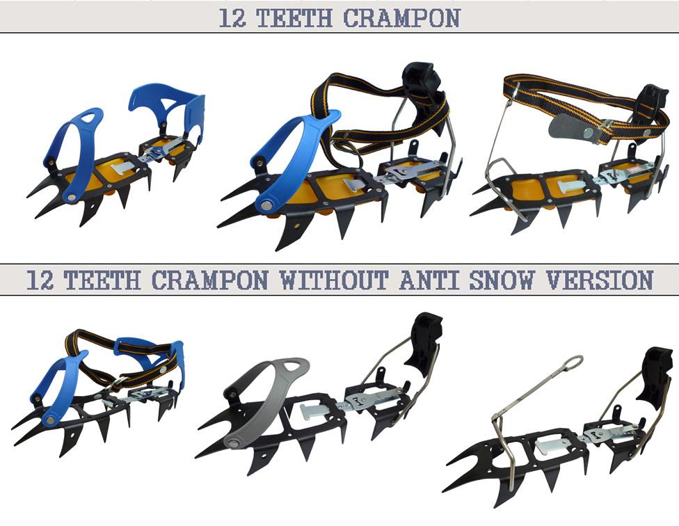 Climbing Technology Revolve Ice Screw.