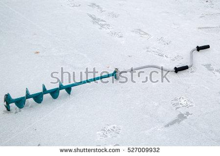 Ice screw clipart #2