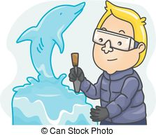 Ice sculpture Clip Art and Stock Illustrations. 108 Ice sculpture.