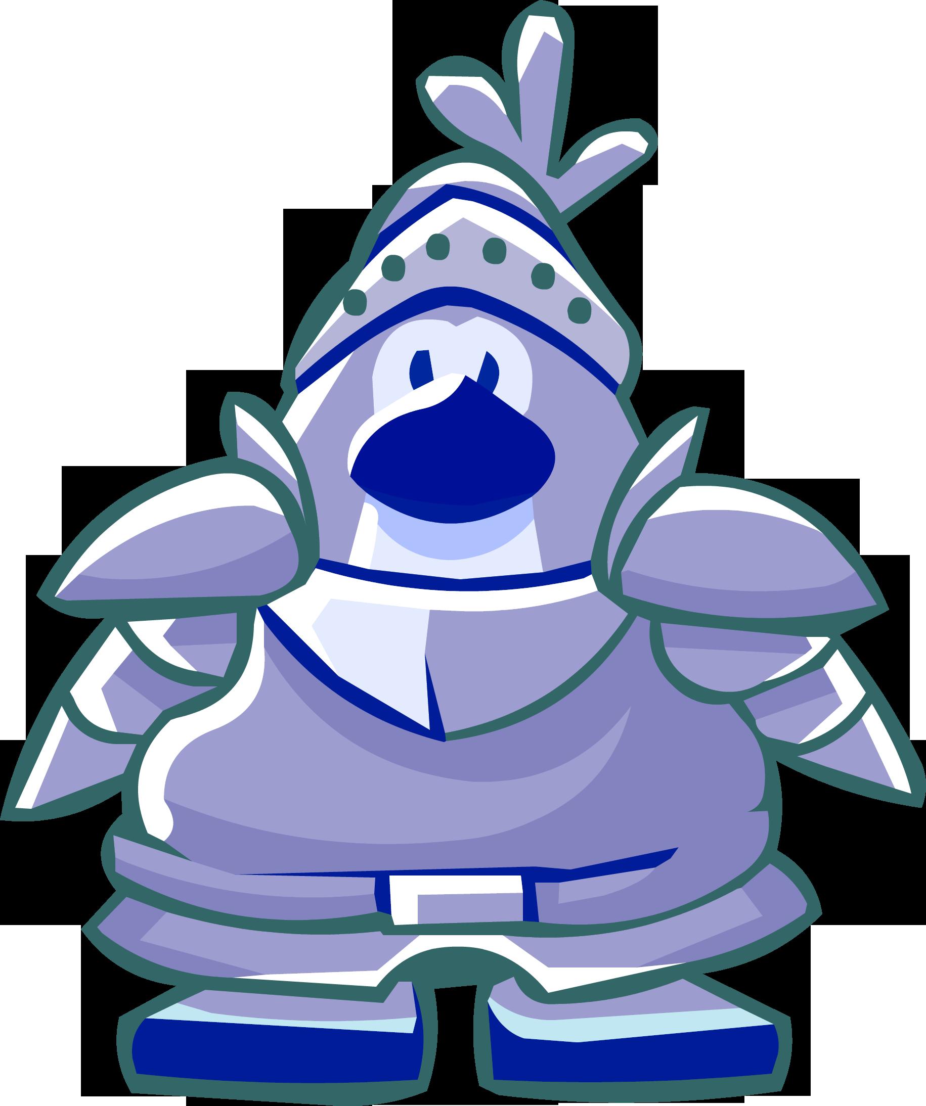 Ice Sculpture Knight.