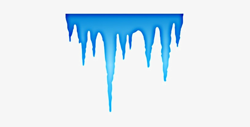 Icicles Free Png Image.