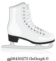 Ice Skate Clip Art.
