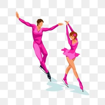 Figure Skating PNG Images.