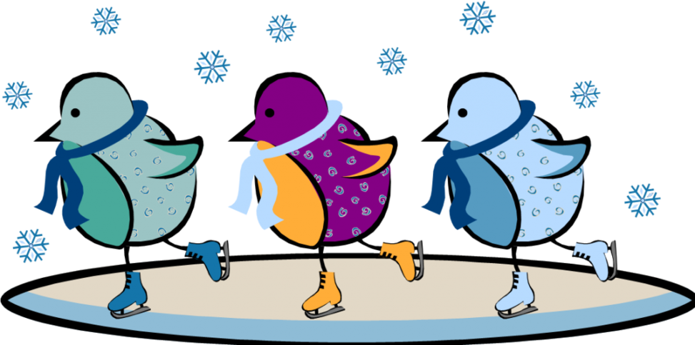 Figure Skating Clipart.