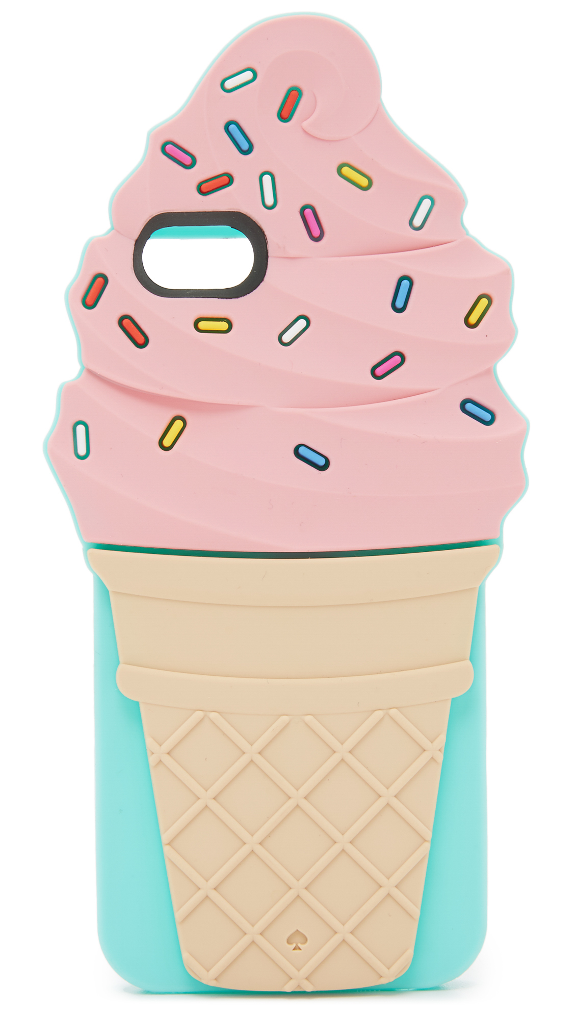 Kate spade new york Ice Cream Cone Iphone 6 / 6s Case in Pink.