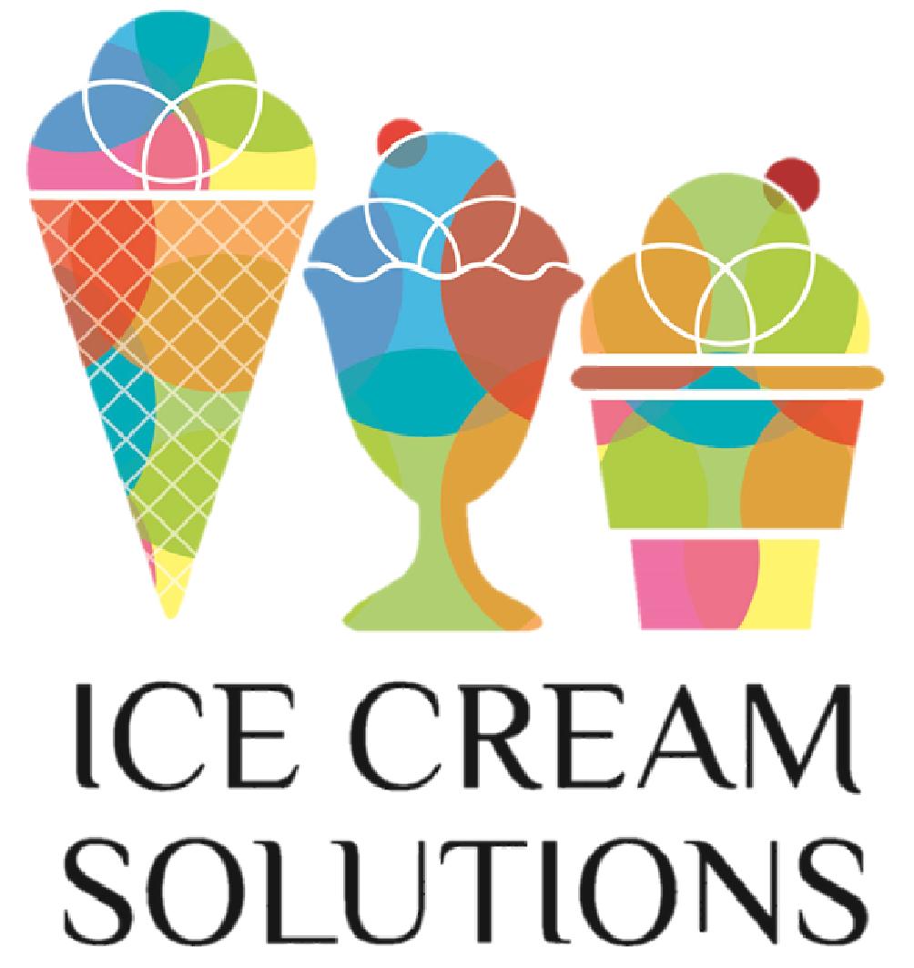 Ice Cream Spatula 30cm Crystal Grip.