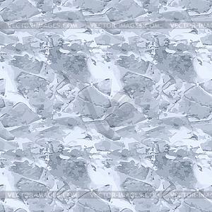 Ice texture seamless pattern, vector illustration.