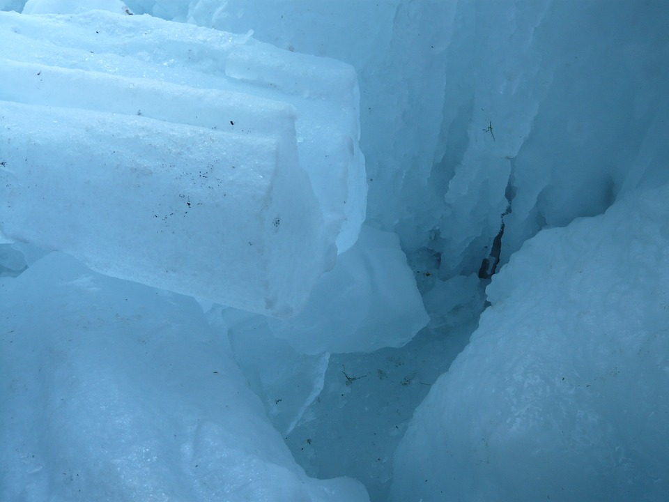 Free photo: Block Of Ice, Icicle.