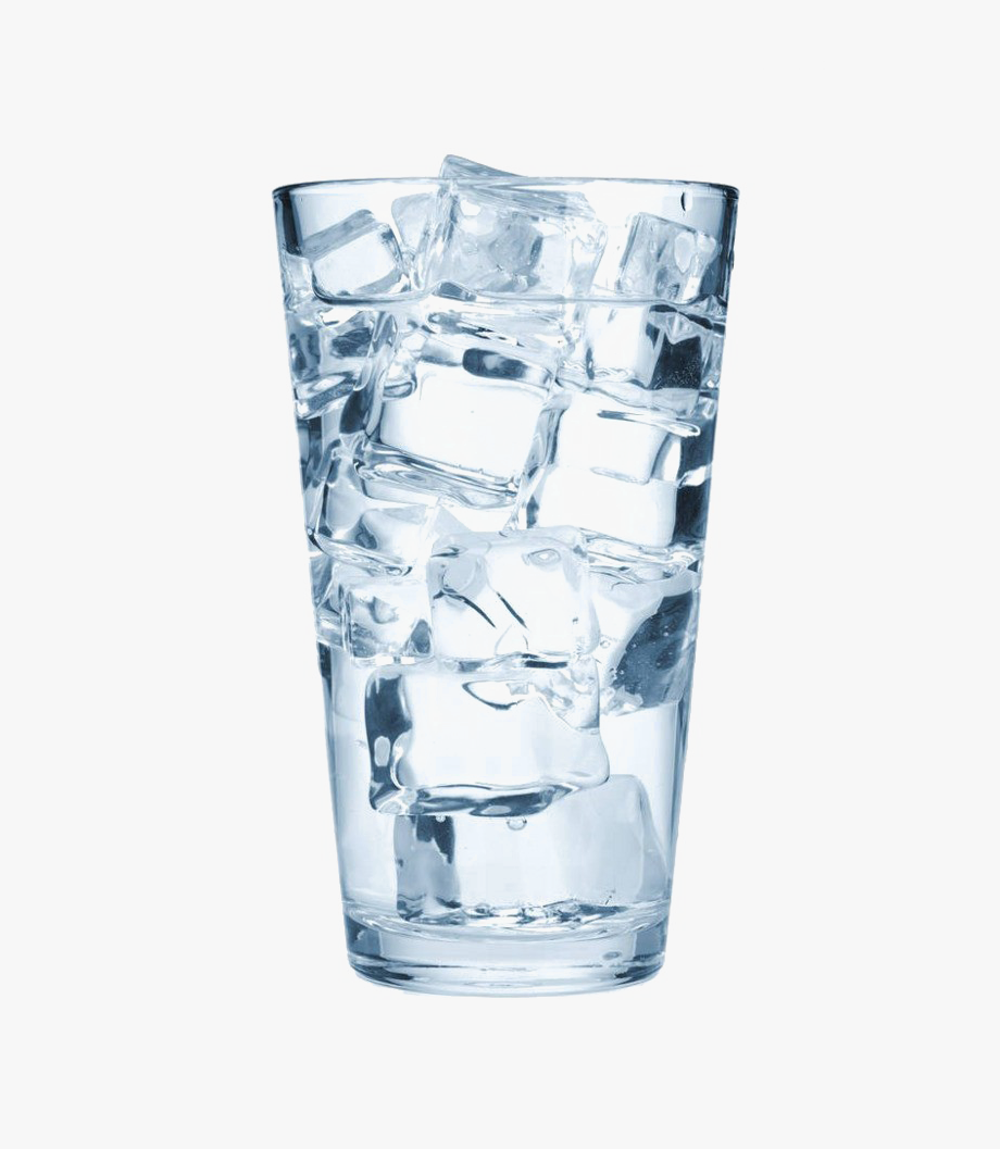 Ice Water Png File.