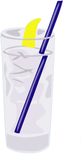 Ice Water Clipart.
