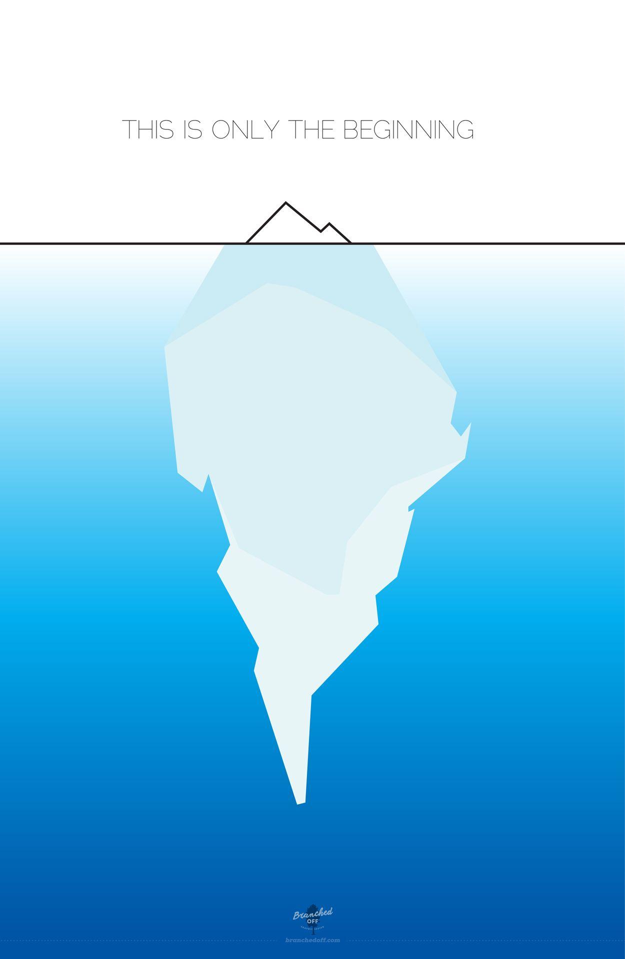 Tip Of The Iceberg.