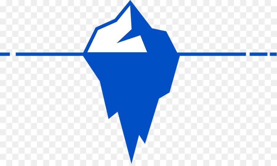 Iceberg Cartoon clipart.