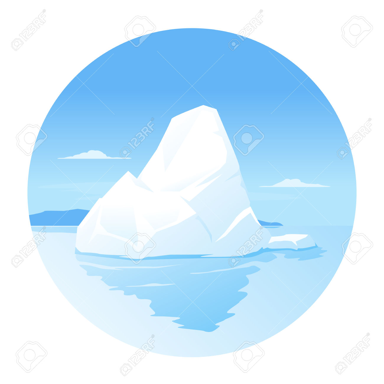 3,835 Icebergs Stock Vector Illustration And Royalty Free Icebergs.