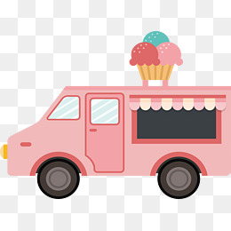 Icecream truck clipart 8 » Clipart Station.
