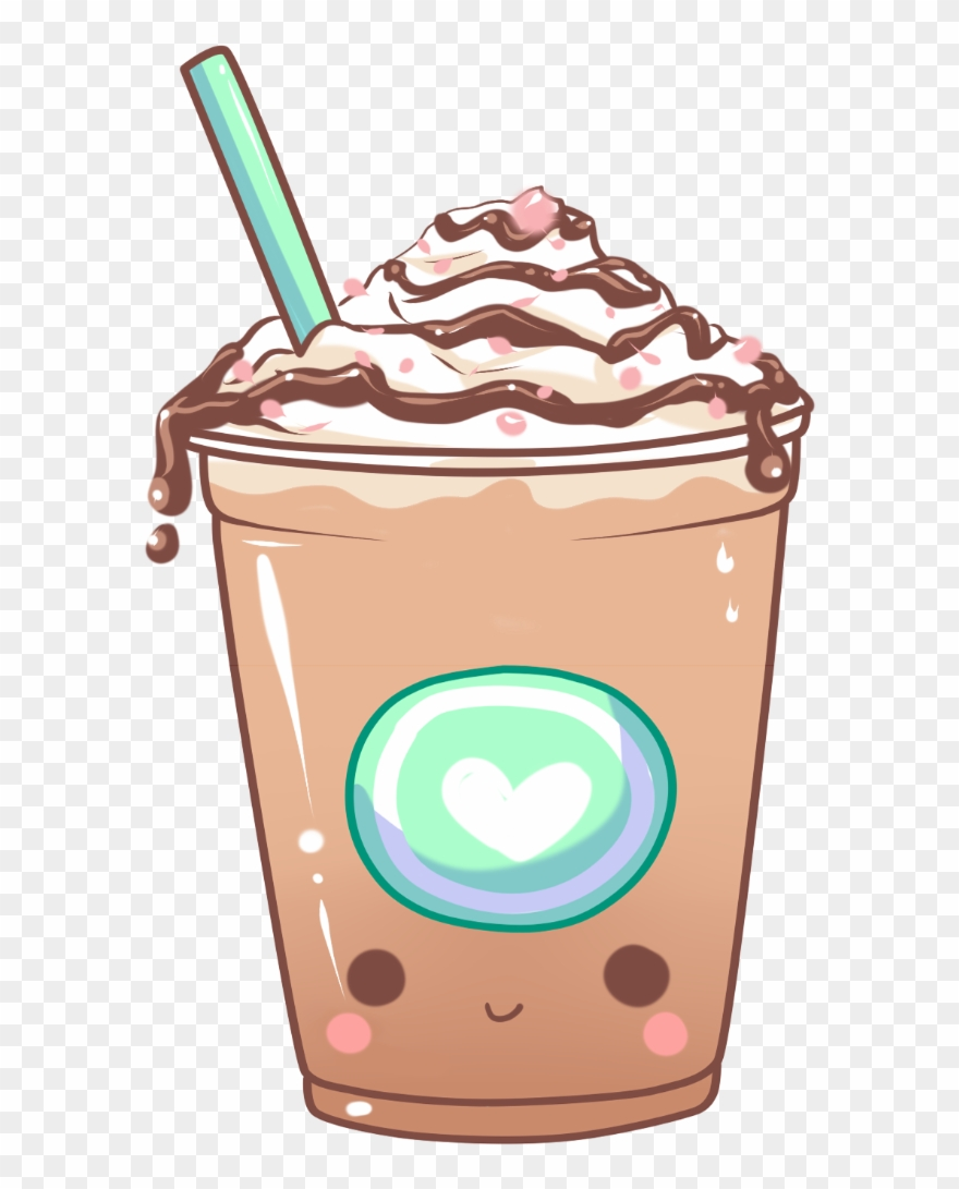 Coffee Clipart Iced Coffee.