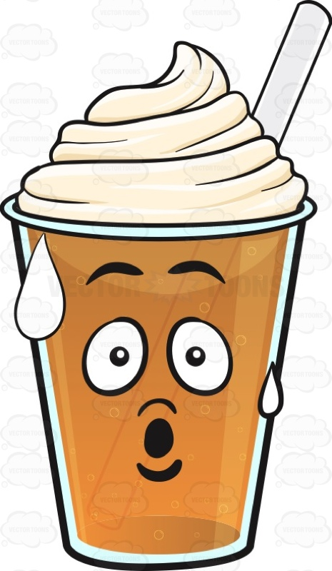 Iced Coffee Clipart Clipground