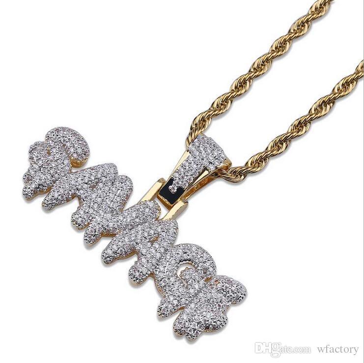 Hip Hop Necklace.
