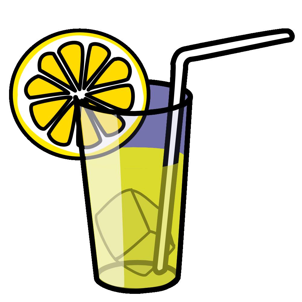 Soda iced tea clipart.