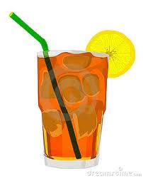 Iced Tea Clipart.