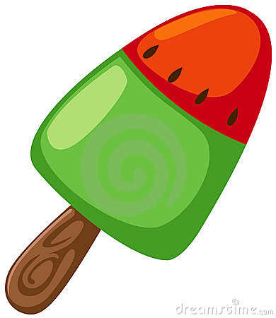 Ice lolly clipart.