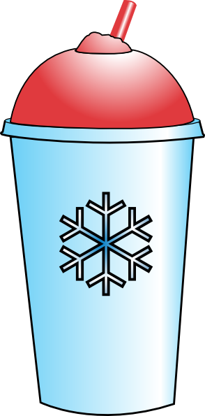 Icee clipart.