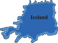 Free Iceland Pictures Maps Flags.