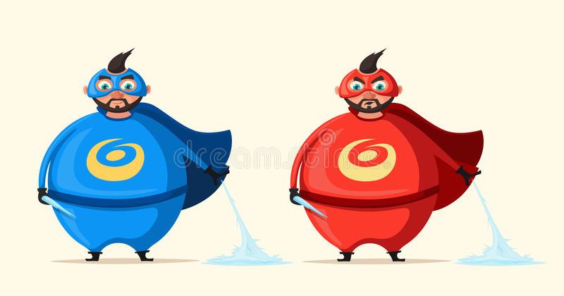 Iceman Stock Illustrations.