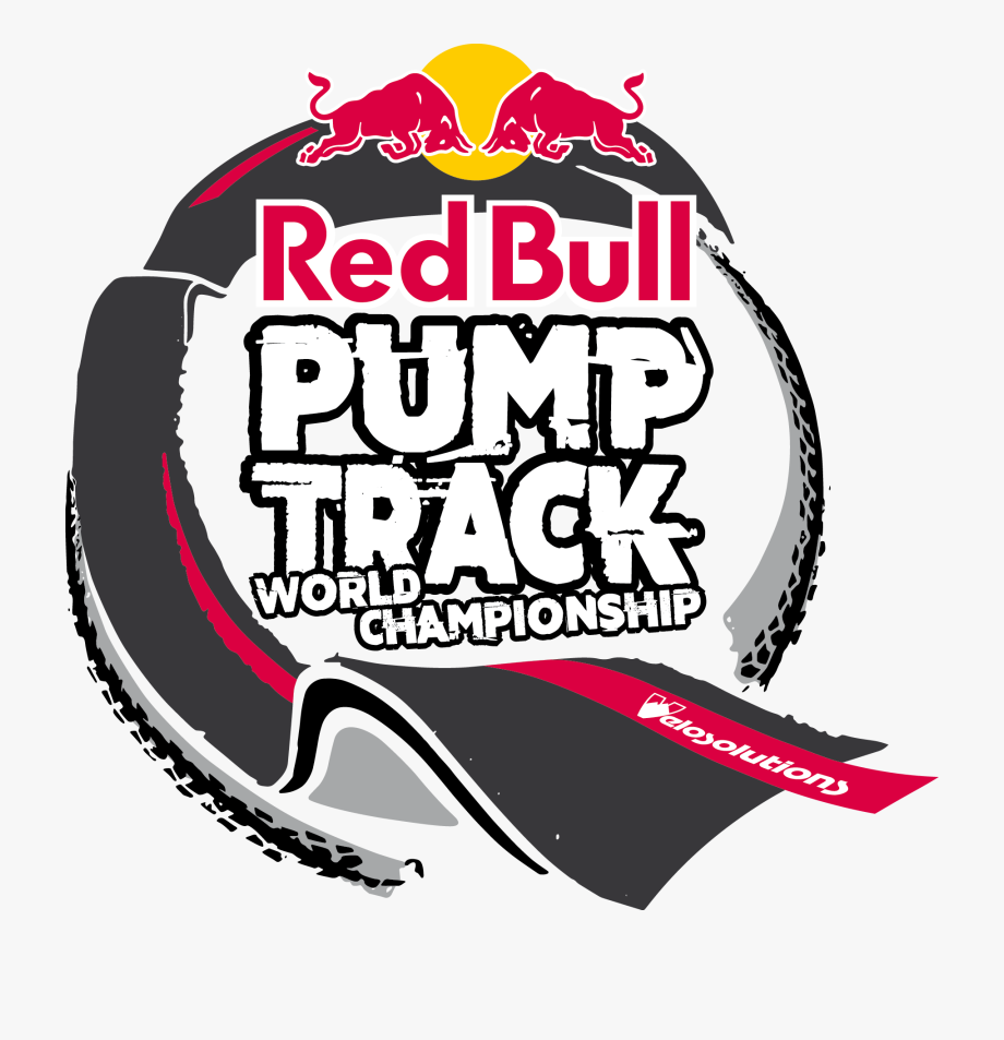 Logo For The Red Bull Pump Track World Championship.