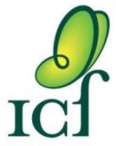 ICF Butterfly Logo.
