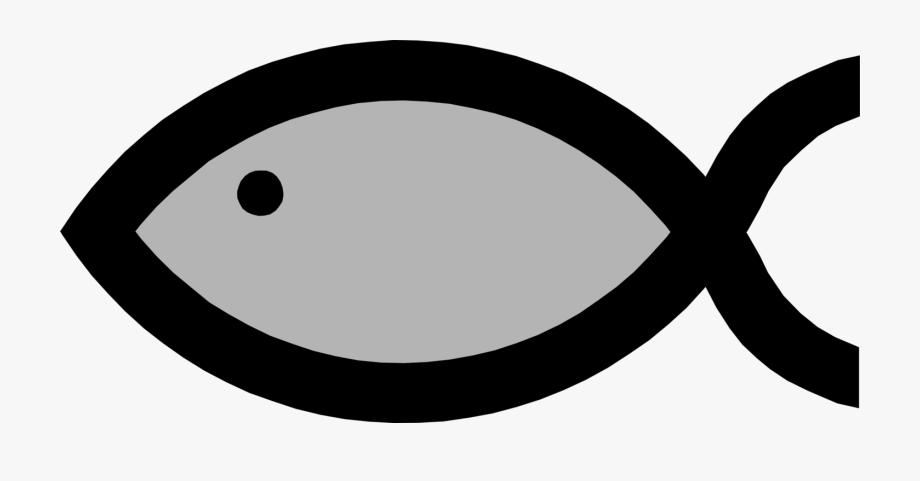 Vector Illustration Of Christian Ichthys Or Ichthus.